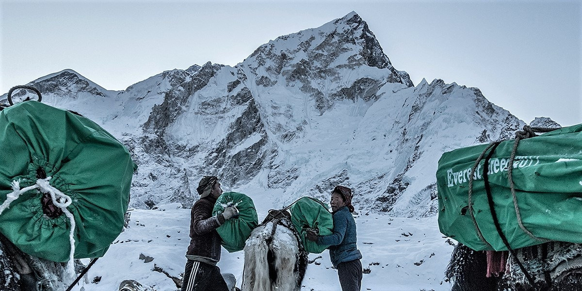 Everest Green Bilbao Mendi Film