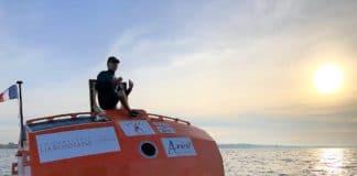Cruzar el Atlántico con un tonel