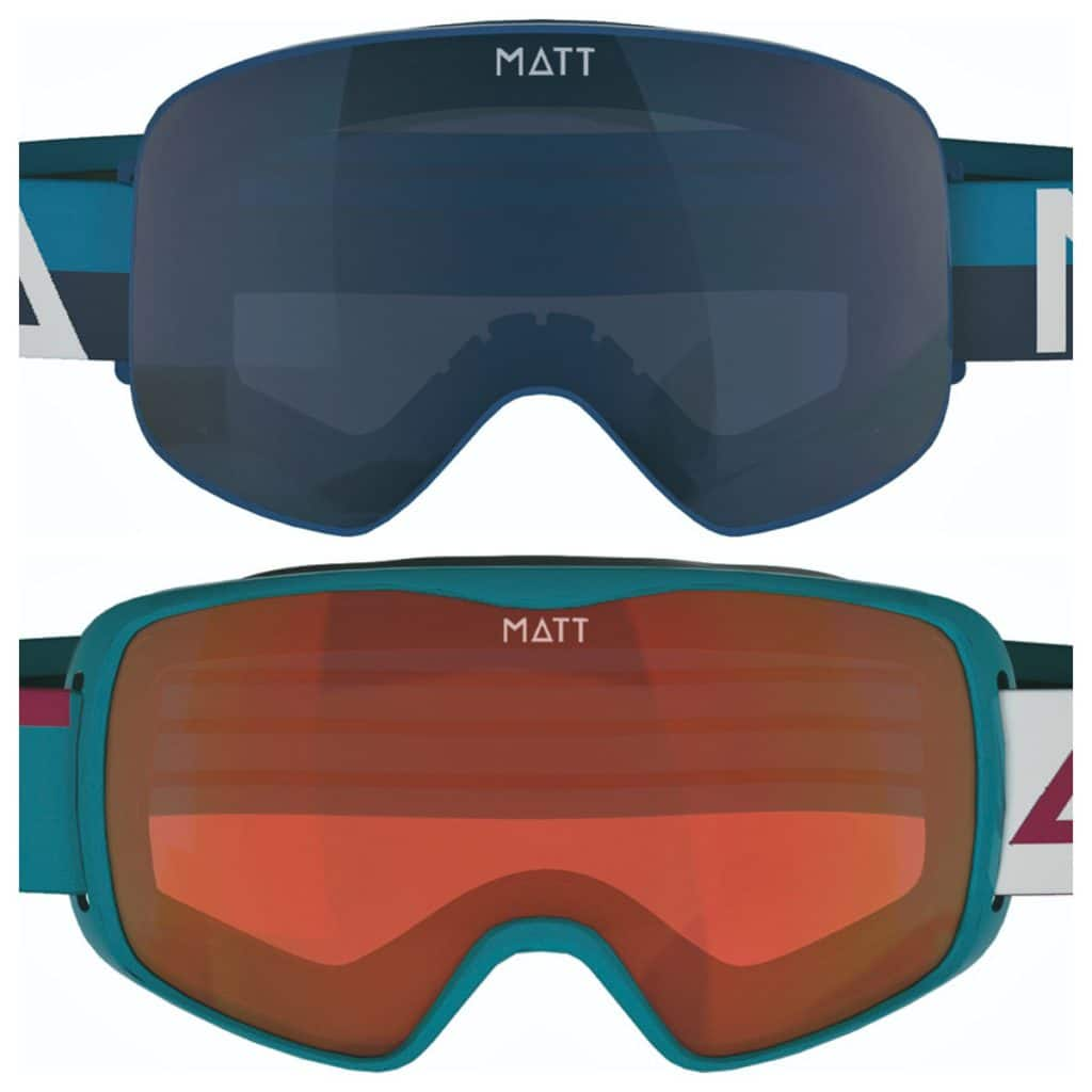 Matt máscaras