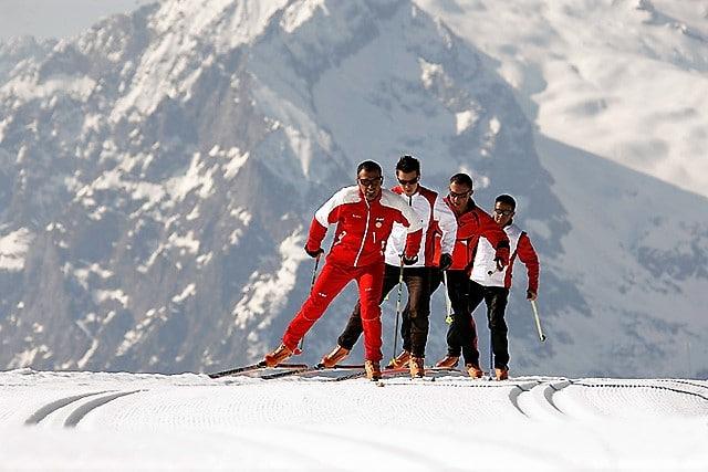 Pirineo francés biatlón