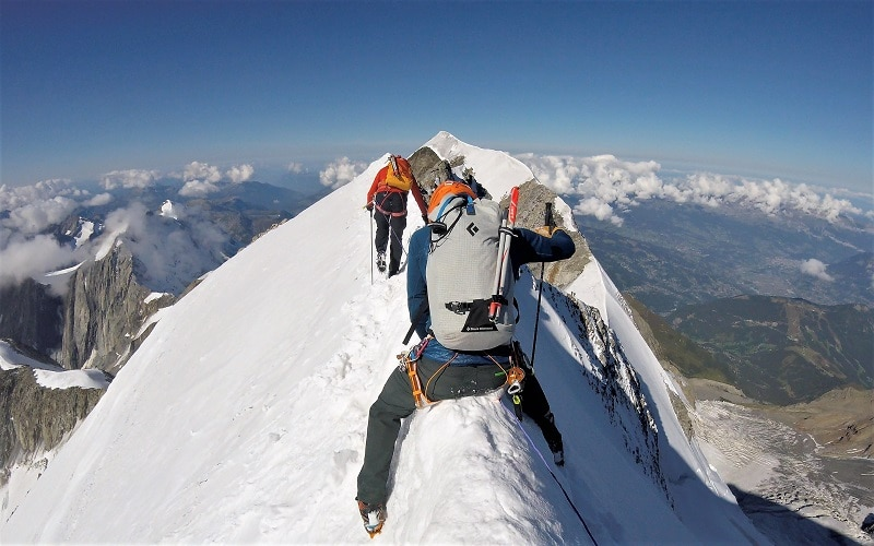 Genís Zapater Chaining Dream Peaks