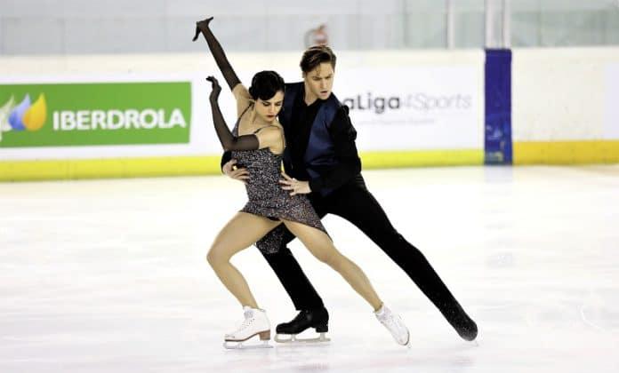 Sara Hurtado y Kirill Jalyavin
