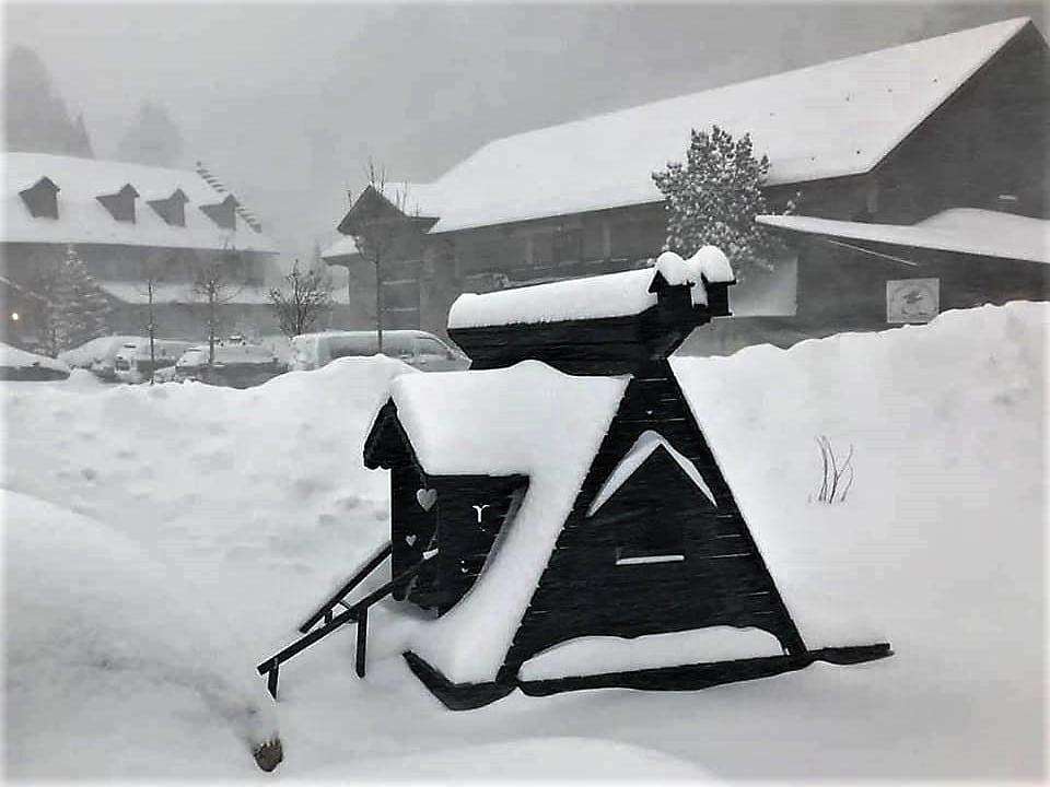 esquí nórdico Pirineo Llanos de Hospital