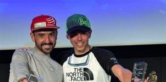 Pau Capell y Jordi Gamito