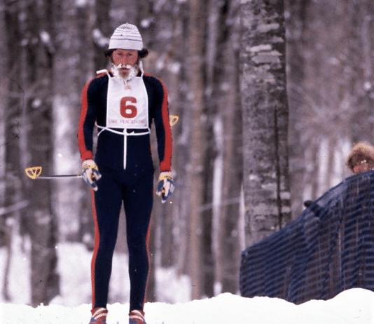 Josep Giró esquí de fondo