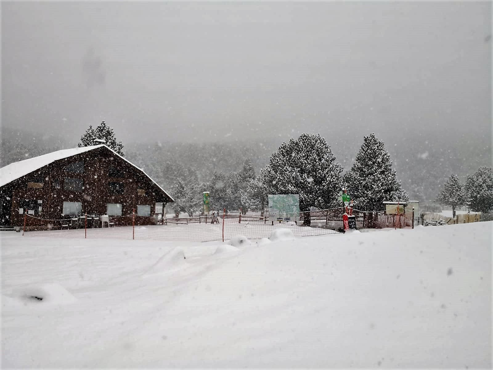esquí nórdico Pirineo Lles