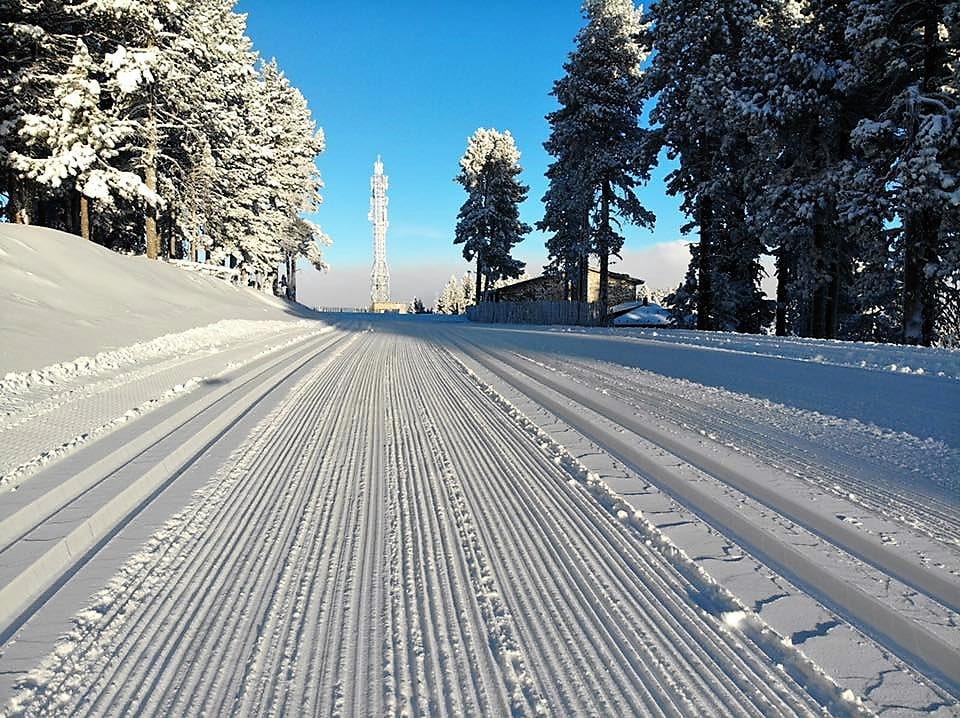 esquí nórdico Pirineo Tuixent