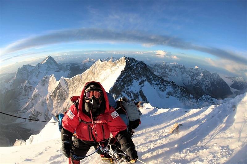 Yuichiro Miura Everest