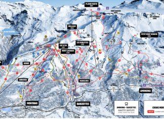 Crans-Montana avalancha