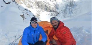 Nanga Parbat invernal