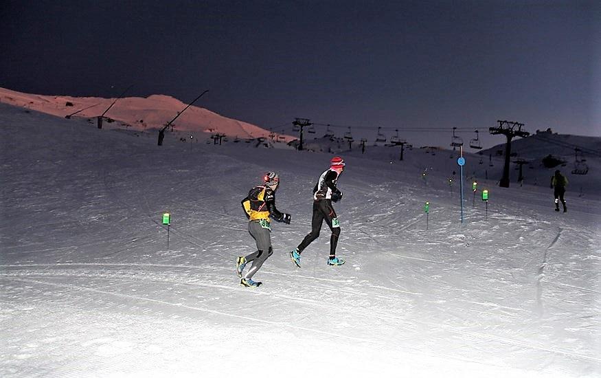 campeonato de España de snowrunning