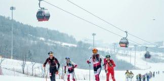 Copa del Mundo de esquí de montaña de China