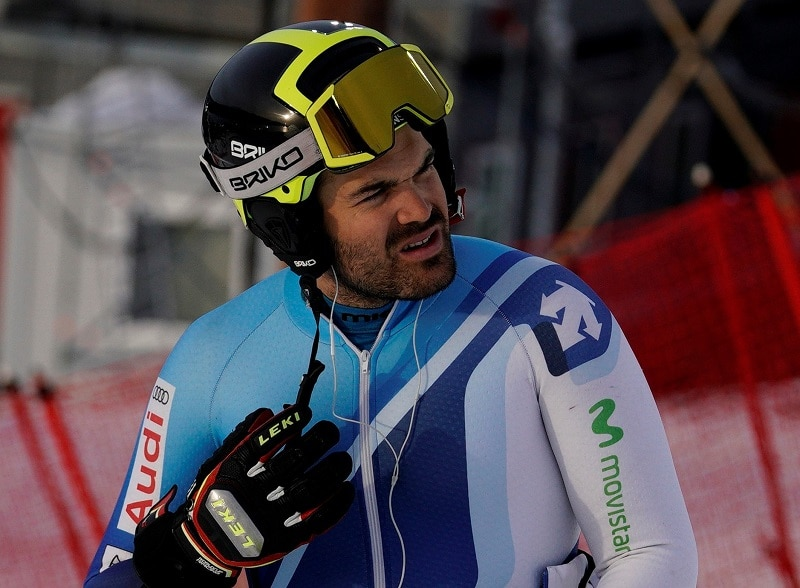 Quim Salarich slalom Are