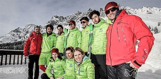 Selección española de esquí de montaña