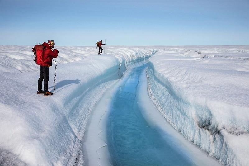 Will Gadd Jason Gulley Groenlandia