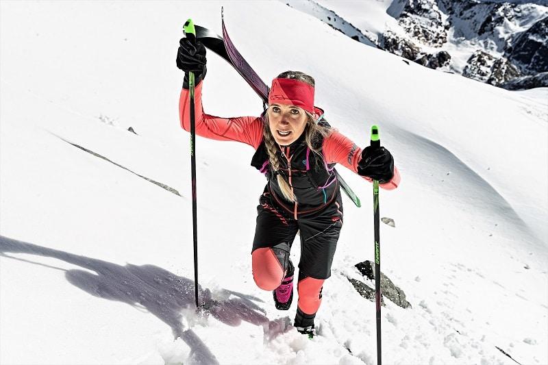 Clàudia Galicia Selección española de esquí de montaña