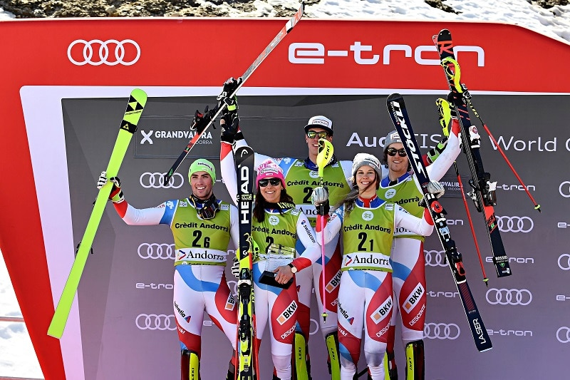 Alpine Team Event Grandvalira