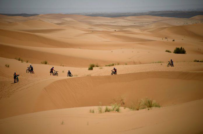 Garmin Titan Desert 2019