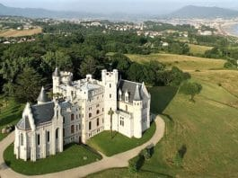 Hendaya Château Abbadia