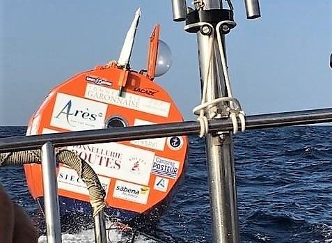 Jean Jaques Savin Travesía océano Atlántico