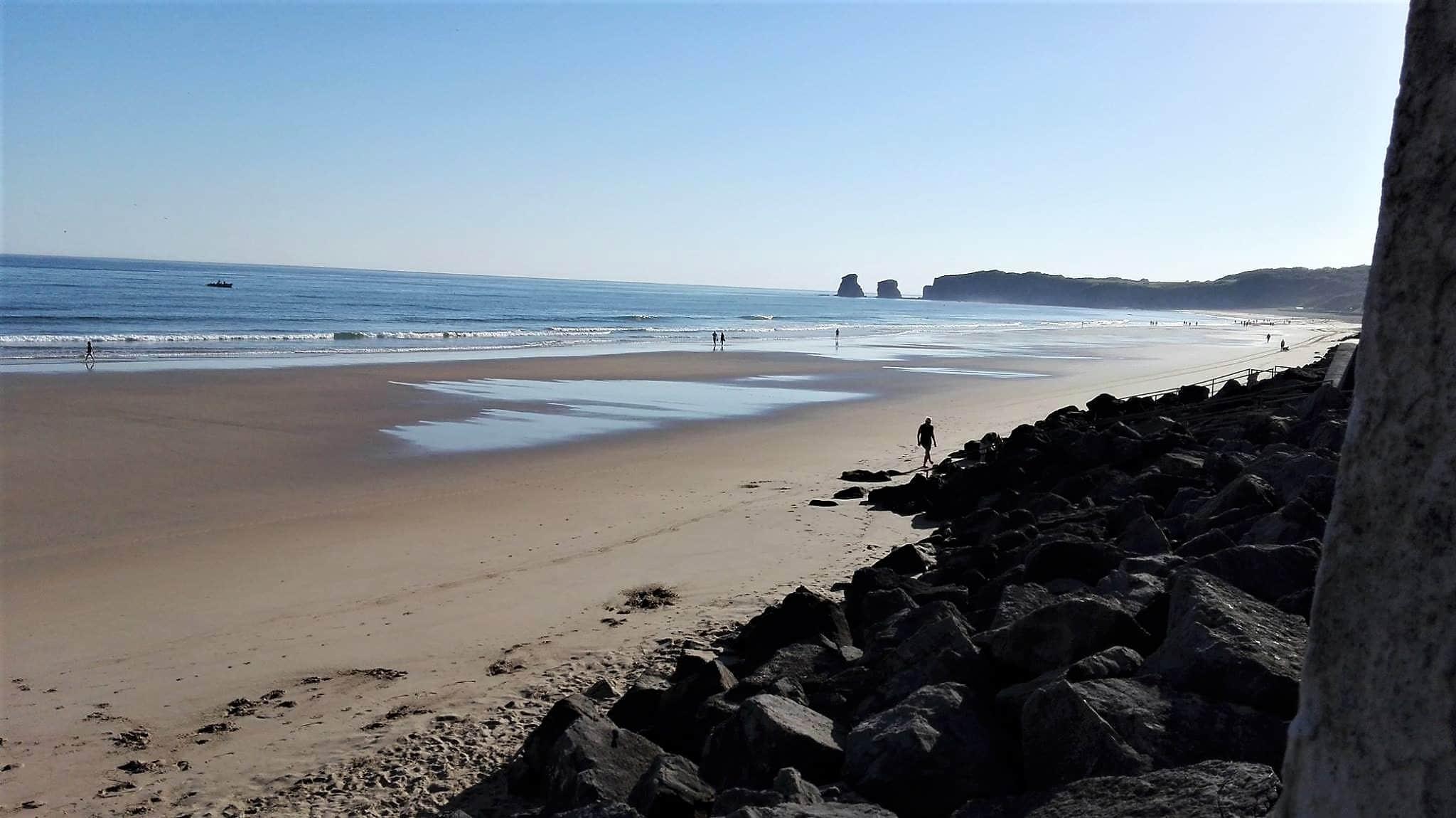 playa Ondarraitz