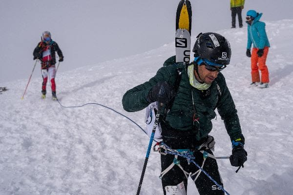 Kilian Jornet Trofeo Mezzalama