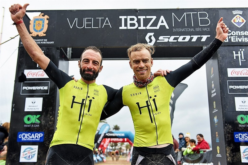 Johnny Cattaneo-Oleh Hem Vuelta Ibiza MTB