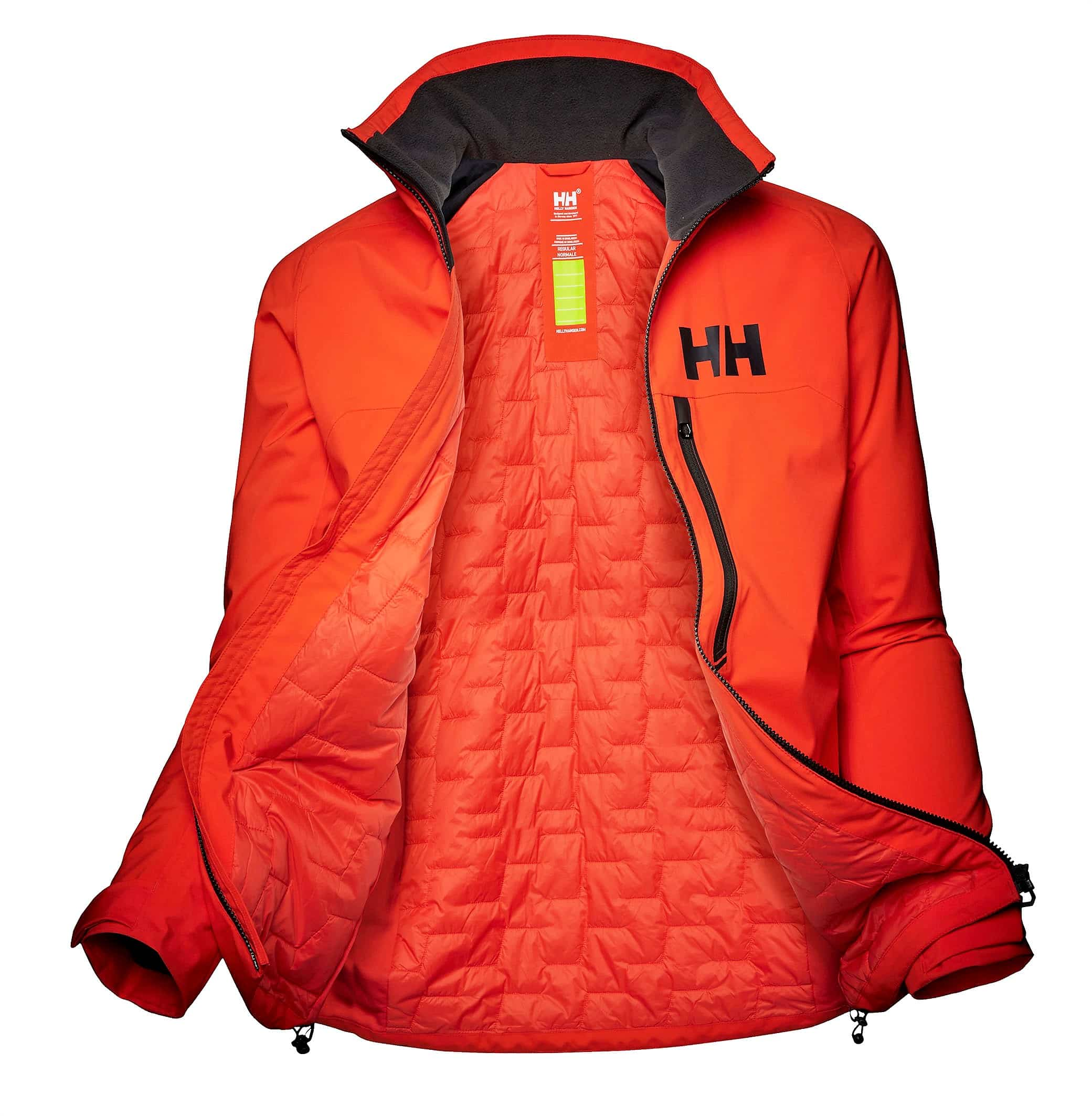 HP Racing Midlayer Jacket de Helly Hansen