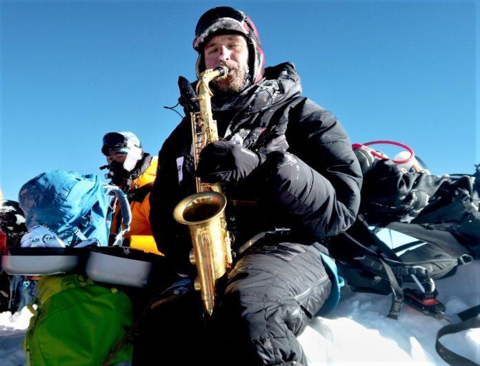 Håkon Erlandsen Everest saxofón