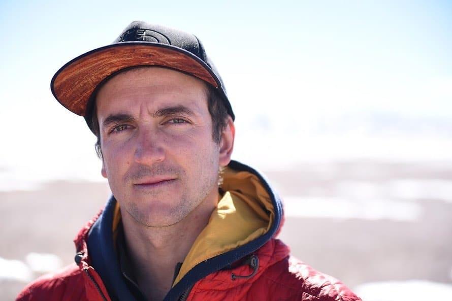 Juan Pablo Mohr Everest
