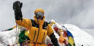 Juan Pablo Mohr Everest