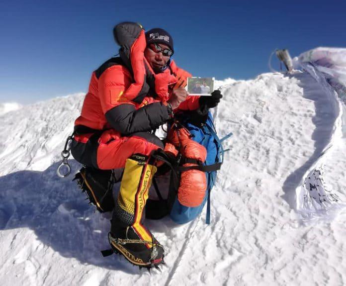Kami Rita Sherpa Everest Mister Everest