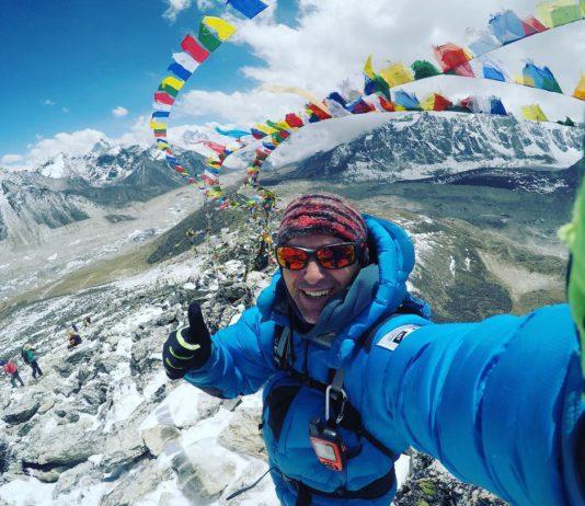 Sergi Mingote Everest