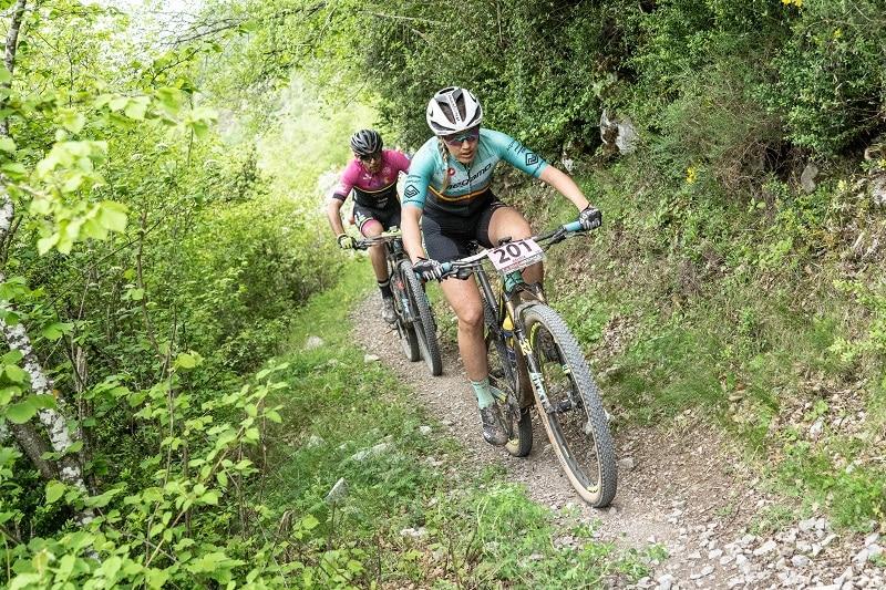 Clàudia Galicia La Rioja Bike Race