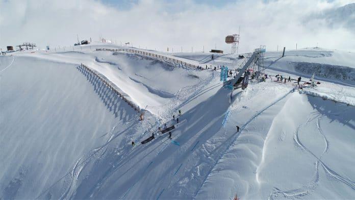 Grandvalira Mundial 2021 esqui velocidad