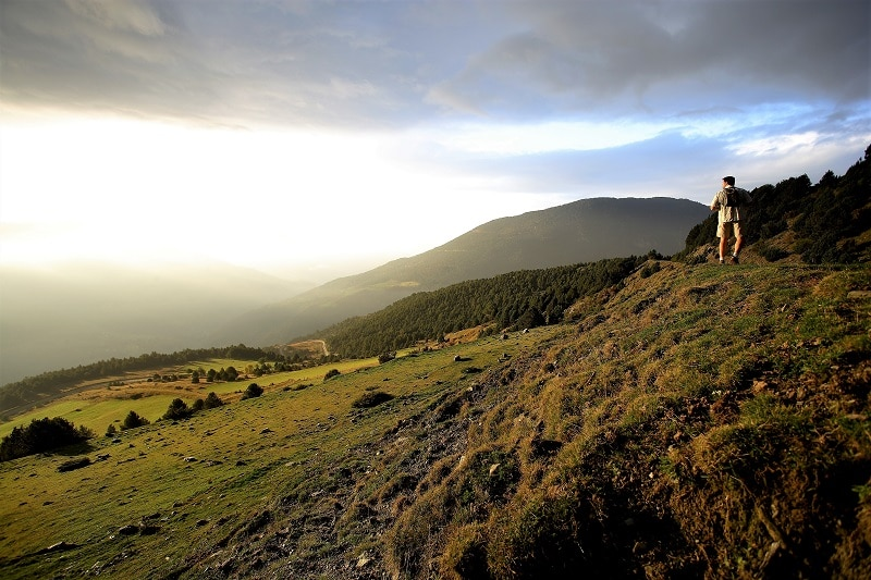 festivales de senderismo del Pirineo