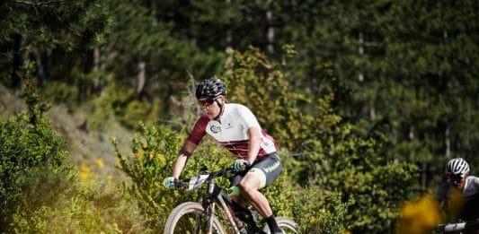 Vlad Dascalu La Rioja Bike Race