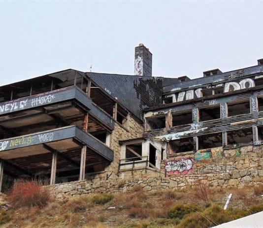 Club Alpino Guadarrama Puerto de Navacerrada