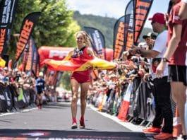 Sheila Avilés Mundial de la IAAF de trail runing.