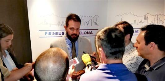 Gerard Figueras Pirineus-Barcelona 2030