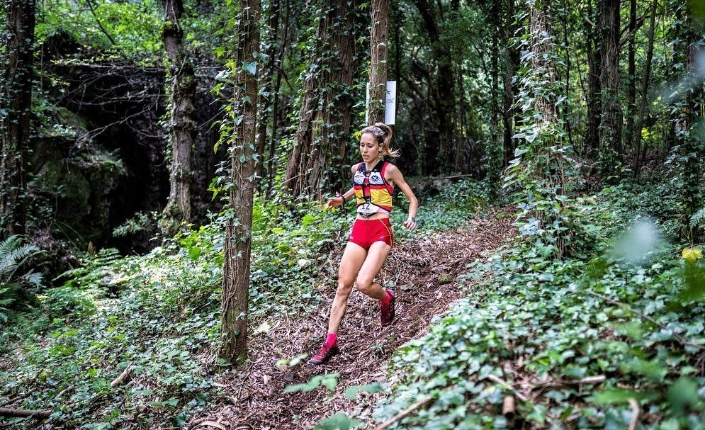 Sheila Aviles Mundial de la IAAF trail runing.