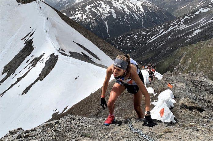 Sheila Avilés Livigno Skymarathon 2019