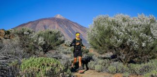 Yeray Durán Ultra Tenerife Bluetrail 2019