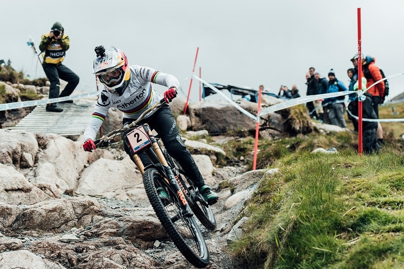 Rachel Atherton Fort William