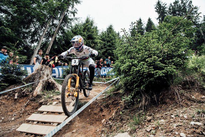 Loïc Bruni Copa del Mundo UCI MTB World Cup