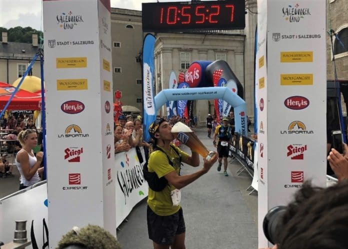 Pau Capell Mozart 100 Ultra Trail World Tour