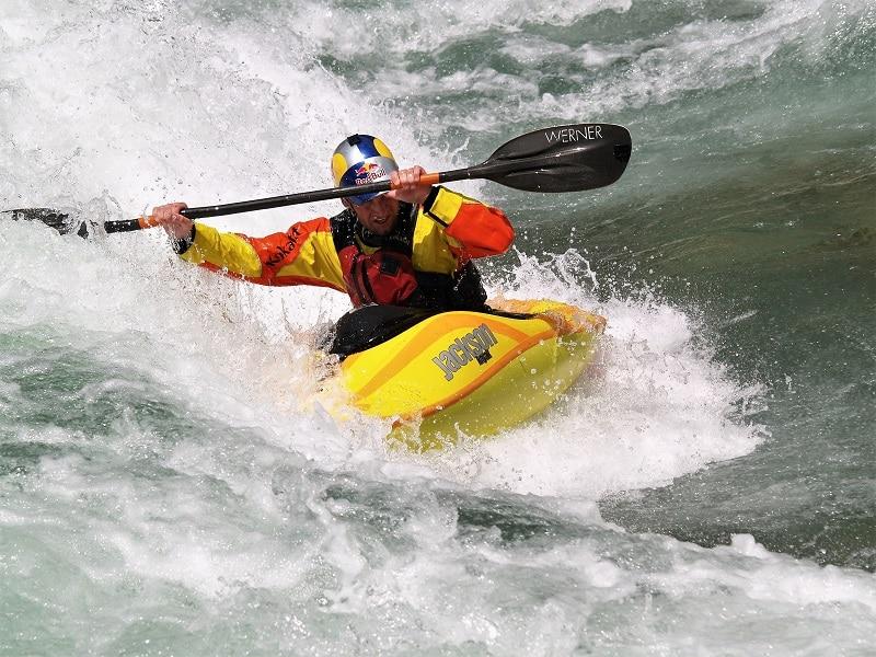 Dane Jackson mundial de kayak freestyle