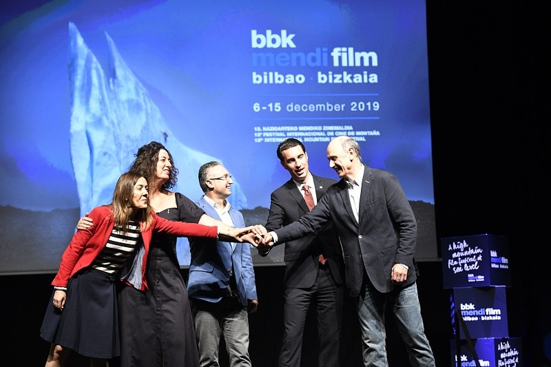 Mendi Film Bilbao Bizkaia .