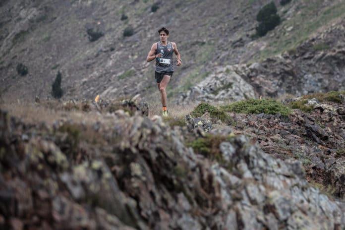 Oriol Cardona Buff Epic Trail