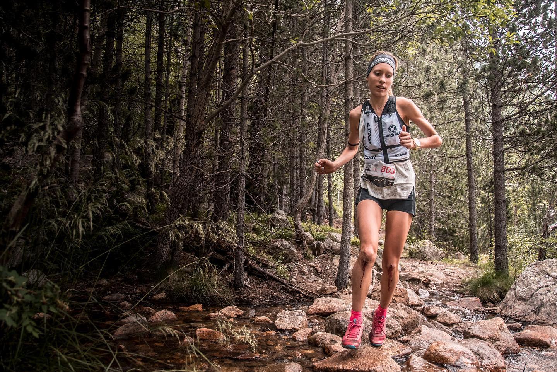 Sheila Avilés Buff Epic Trail